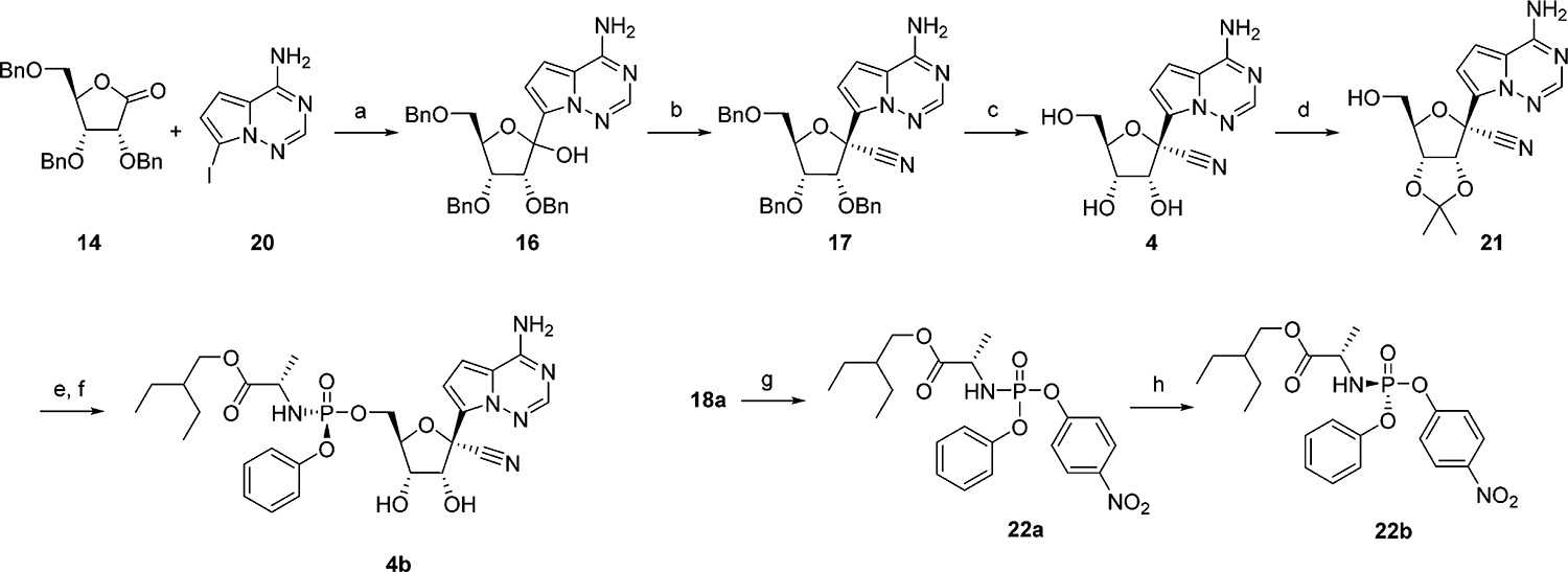 Second Generation Synthesis of 4ba